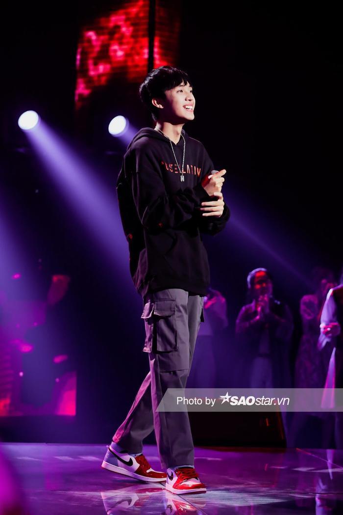 Được khen là idol, Nhật Hoàng 'King of Rap' giống thành viên nào của BTS? Ảnh 21