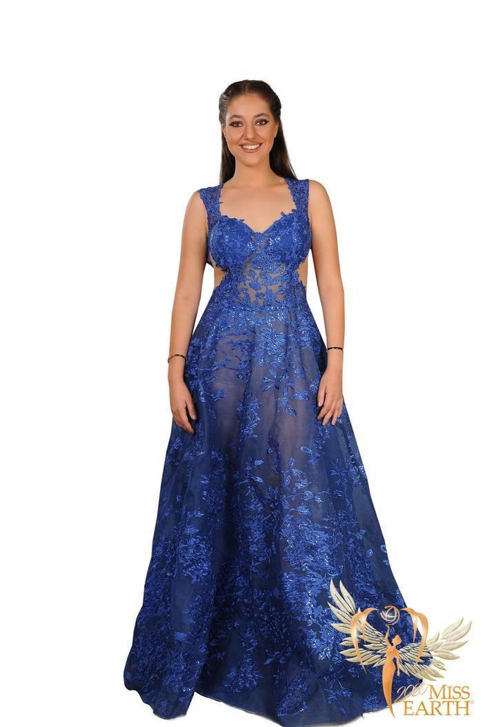 Dàn mỹ nhân Miss Earth trình diễn váy dạ hội: Hoa Thái nổi bật với Evening Gown Địa cầu lấp lánh Ảnh 18