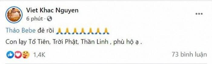 Vbiz liên tục đón nhận tin vui: Đông Nhi, Sara Lưu, Pha Lê và vợ Khắc Việt sinh con Ảnh 8