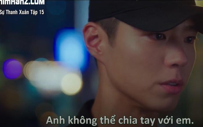 Ký sự thanh xuân: Phim sắp hết đến nơi rồi mà cặp đôi chính Park Bo Gum và Park So Dam vẫn ngược tả tơi Ảnh 12