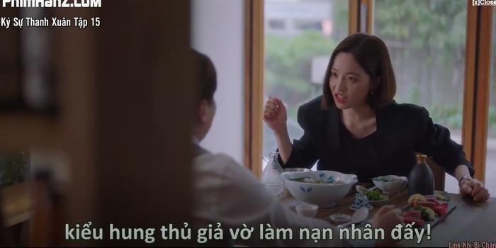 Ký sự thanh xuân: Phim sắp hết đến nơi rồi mà cặp đôi chính Park Bo Gum và Park So Dam vẫn ngược tả tơi Ảnh 8