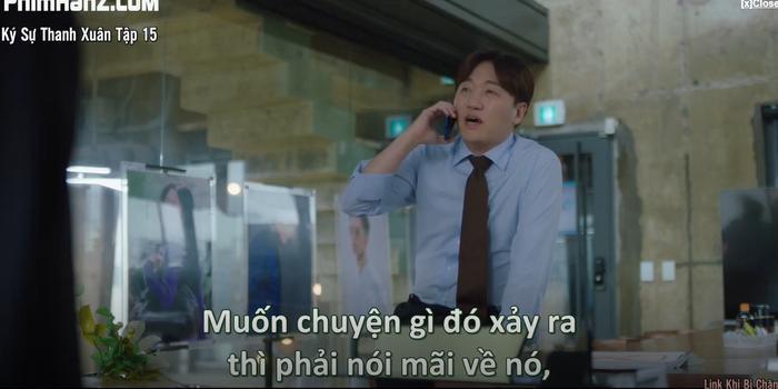 Ký sự thanh xuân: Phim sắp hết đến nơi rồi mà cặp đôi chính Park Bo Gum và Park So Dam vẫn ngược tả tơi Ảnh 3