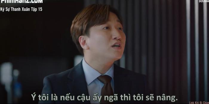Ký sự thanh xuân: Phim sắp hết đến nơi rồi mà cặp đôi chính Park Bo Gum và Park So Dam vẫn ngược tả tơi Ảnh 4