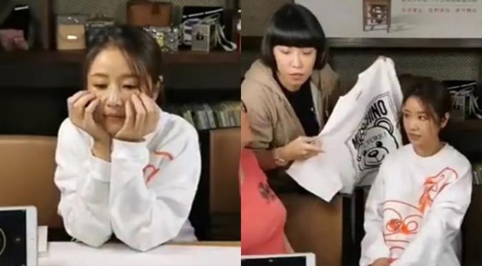 Vì xóa ảnh mà bị nói đã ly hôn, Lâm Tâm Như đem theo tâm trạng buồn rầu đến livestream Ảnh 8