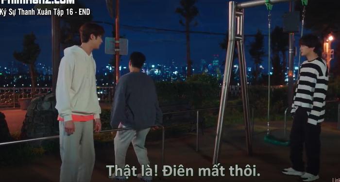 Ký sự thanh xuân: Ở đỉnh cao sự nghiệp thì Park Bo Gum nhập ngũ và bỏ lửng mối quan hệ với Park So Dam Ảnh 11