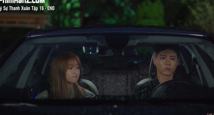 Ký sự thanh xuân: Ở đỉnh cao sự nghiệp thì Park Bo Gum nhập ngũ và bỏ lửng mối quan hệ với Park So Dam Ảnh 1