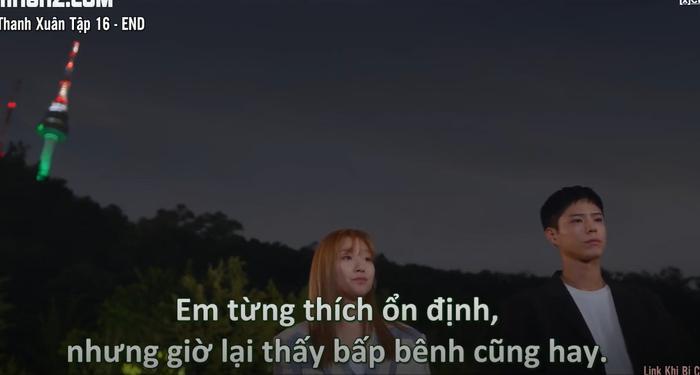 Ký sự thanh xuân: Ở đỉnh cao sự nghiệp thì Park Bo Gum nhập ngũ và bỏ lửng mối quan hệ với Park So Dam Ảnh 2