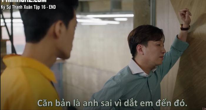 Ký sự thanh xuân: Ở đỉnh cao sự nghiệp thì Park Bo Gum nhập ngũ và bỏ lửng mối quan hệ với Park So Dam Ảnh 3