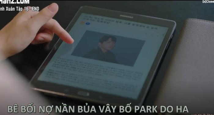 Ký sự thanh xuân: Ở đỉnh cao sự nghiệp thì Park Bo Gum nhập ngũ và bỏ lửng mối quan hệ với Park So Dam Ảnh 4
