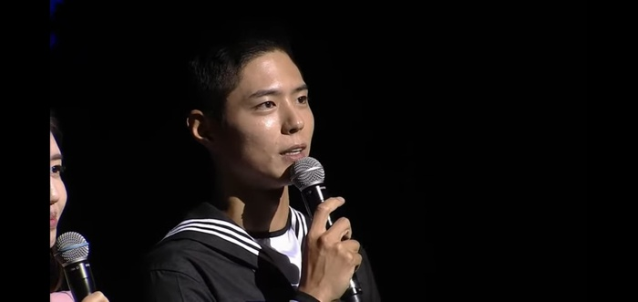 Park Bo Gum lộ diện sau khi nhập ngũ: Tá hỏa trước gương mặt chi chít mụn, dung nhan xuống cấp! Ảnh 8