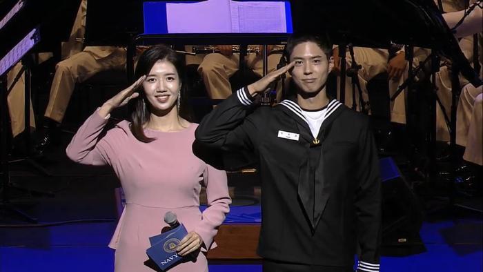 Park Bo Gum lộ diện sau khi nhập ngũ: Tá hỏa trước gương mặt chi chít mụn, dung nhan xuống cấp! Ảnh 3