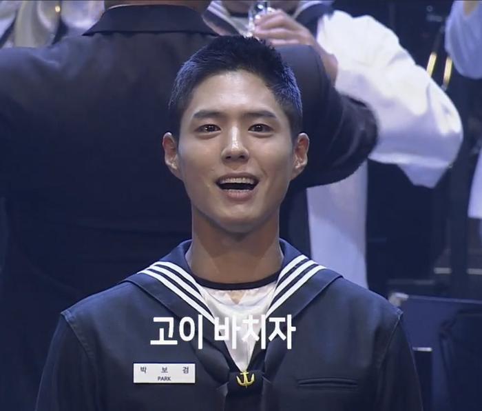 Park Bo Gum lộ diện sau khi nhập ngũ: Tá hỏa trước gương mặt chi chít mụn, dung nhan xuống cấp! Ảnh 9