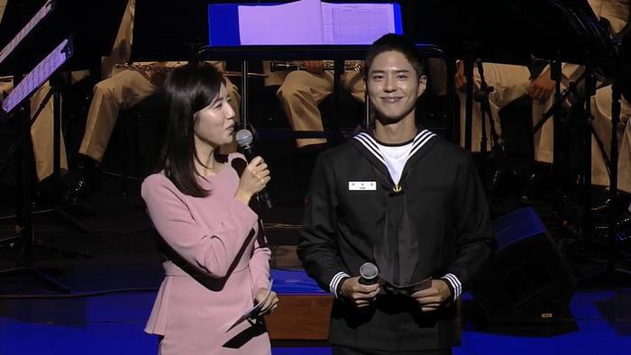 Park Bo Gum lộ diện sau khi nhập ngũ: Tá hỏa trước gương mặt chi chít mụn, dung nhan xuống cấp! Ảnh 2