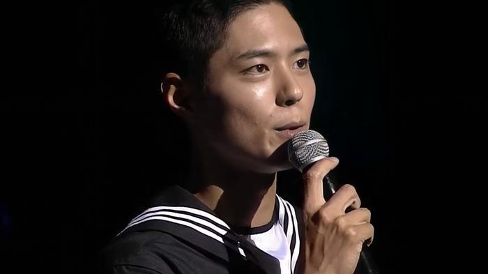 Park Bo Gum lộ diện sau khi nhập ngũ: Tá hỏa trước gương mặt chi chít mụn, dung nhan xuống cấp! Ảnh 5