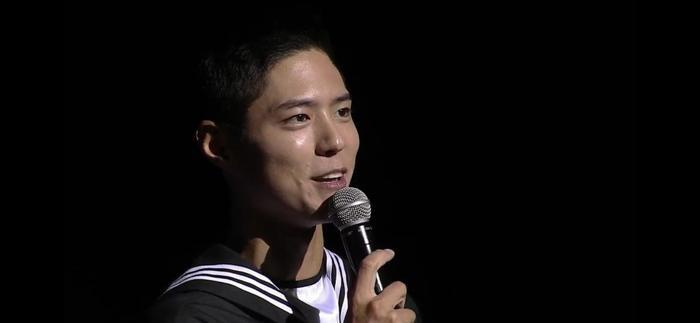 Park Bo Gum lộ diện sau khi nhập ngũ: Tá hỏa trước gương mặt chi chít mụn, dung nhan xuống cấp! Ảnh 6