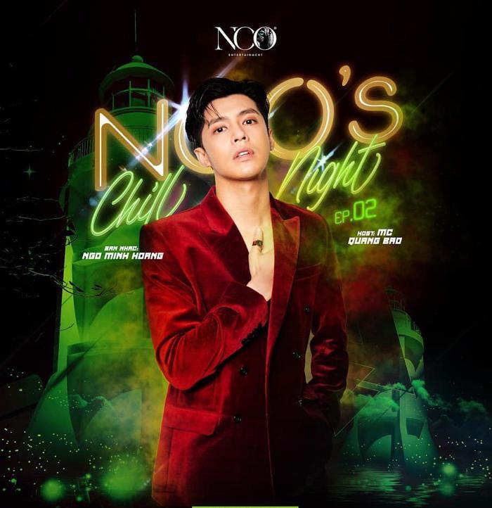 Noo Phước Thịnh mang NOO's Chill Night lần 2 ra Vũng Tàu, hứa hẹn sẽ tổ chức toàn quốc? Ảnh 2