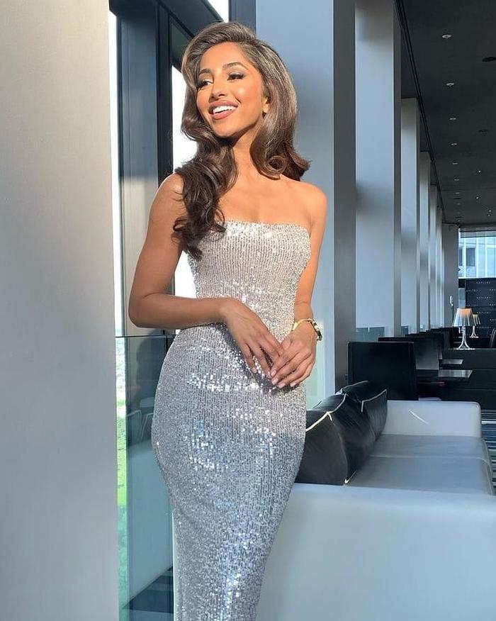 Bông hồng lai lên ngôi Hoa hậu Hoàn vũ Úc, cạnh tranh trực tiếp với Khánh Vân tại Miss Universe Ảnh 6