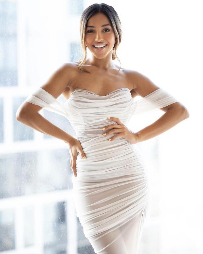 Bông hồng lai lên ngôi Hoa hậu Hoàn vũ Úc, cạnh tranh trực tiếp với Khánh Vân tại Miss Universe Ảnh 4