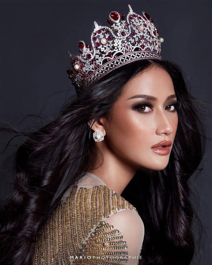 Bông hồng lai lên ngôi Hoa hậu Hoàn vũ Úc, cạnh tranh trực tiếp với Khánh Vân tại Miss Universe Ảnh 12