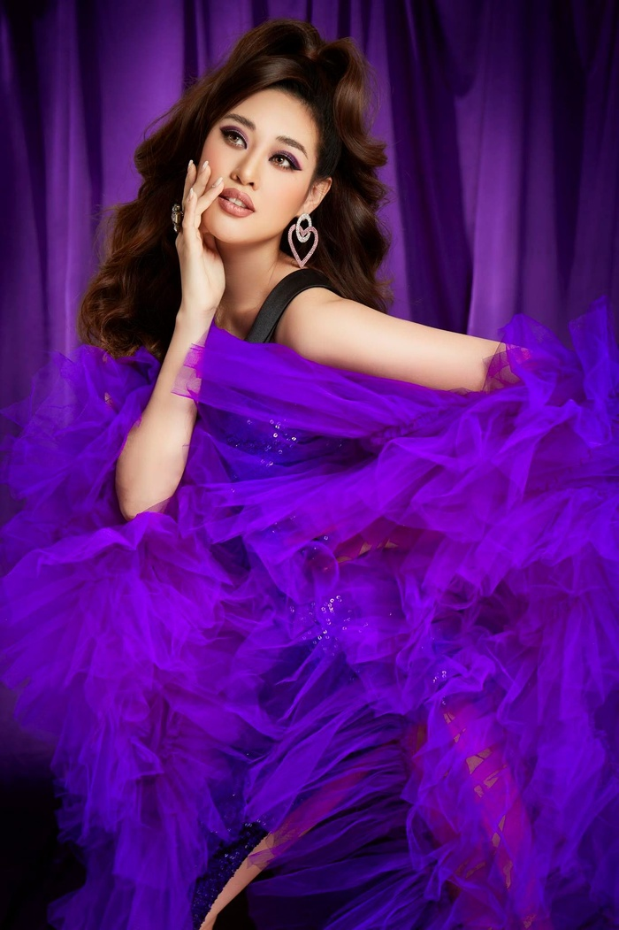 Khánh Vân ghi điểm mạnh với màn ứng xử khéo léo: 'Lọt Top 2 Miss Universe, nắm tay ai cũng hạnh phúc' Ảnh 2