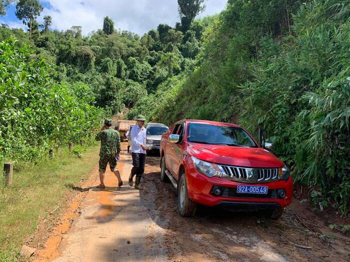 Vụ sạt lở làm 11 người mất tích ở Quảng Nam: Đã có 5 thi thể được tìm thấy Ảnh 2