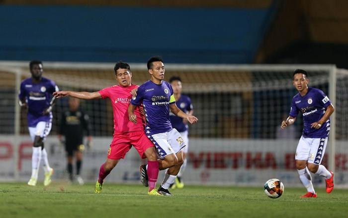 Hòa Viettel, Hà Nội FC vào thế dễ mất ngôi vương Ảnh 1