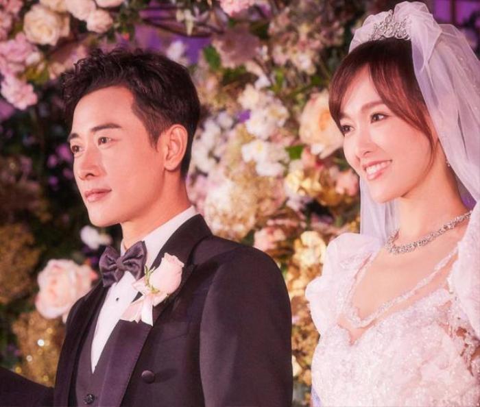 Mừng kỷ niệm 2 năm ngày cưới, Đường Yên khoe khoảnh khắc ngọt ngào bên cạnh La Tấn Ảnh 6