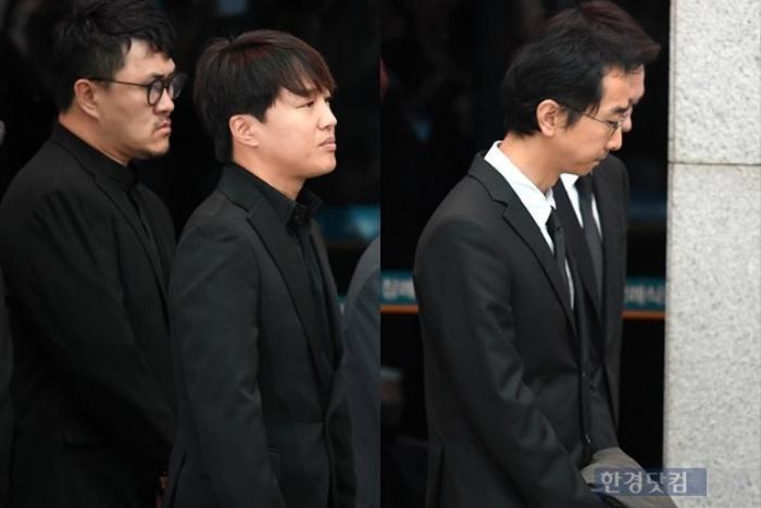 Tưởng niệm 3 năm ngày mất Kim Joo Hyuk: Làng giải trí Kbiz chấn động, khóc thương tại tang lễ! Ảnh 8