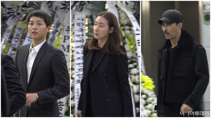 Tưởng niệm 3 năm ngày mất Kim Joo Hyuk: Làng giải trí Kbiz chấn động, khóc thương tại tang lễ! Ảnh 13