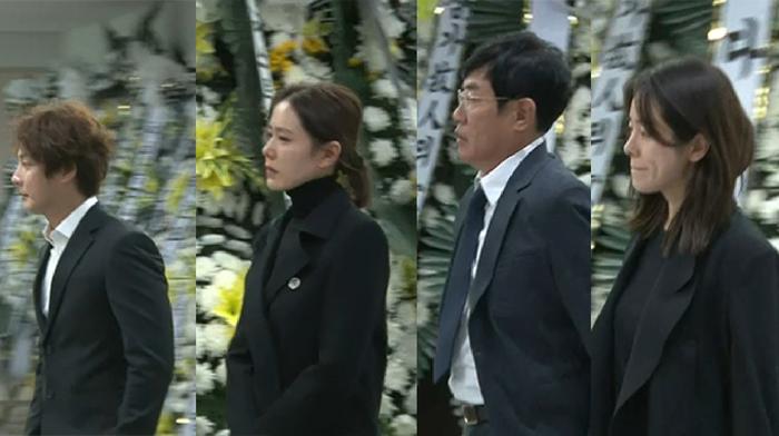 Tưởng niệm 3 năm ngày mất Kim Joo Hyuk: Làng giải trí Kbiz chấn động, khóc thương tại tang lễ! Ảnh 14