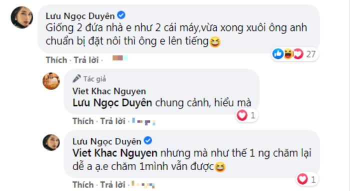 Cùng sinh đôi, vợ chồng Khắc Việt và Dương Khắc Linh không cần nói cũng hiểu nhau Ảnh 3