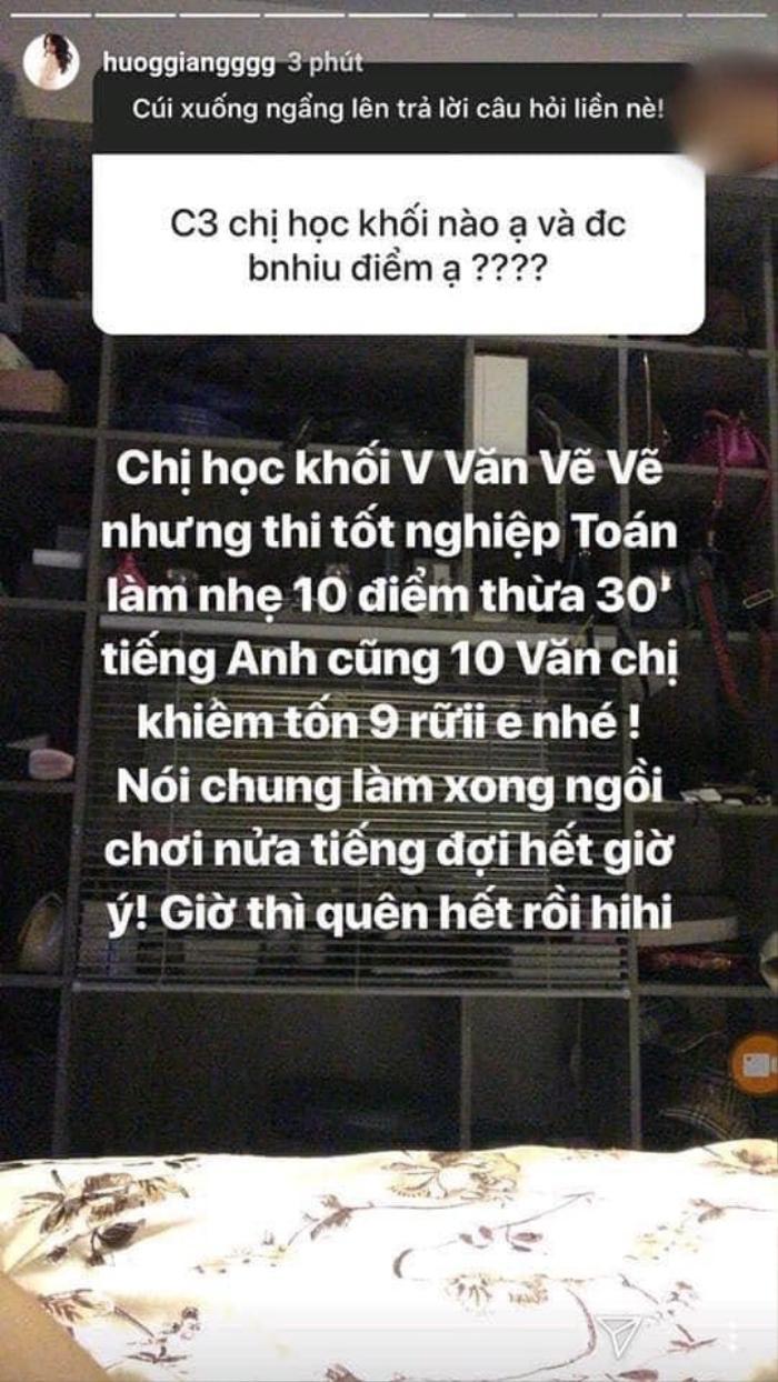 Nhìn lại thành tích học tập của Hoa hậu Hương Giang trước khi bị đả kích bởi hơn 110 nghìn anti-fan Ảnh 3
