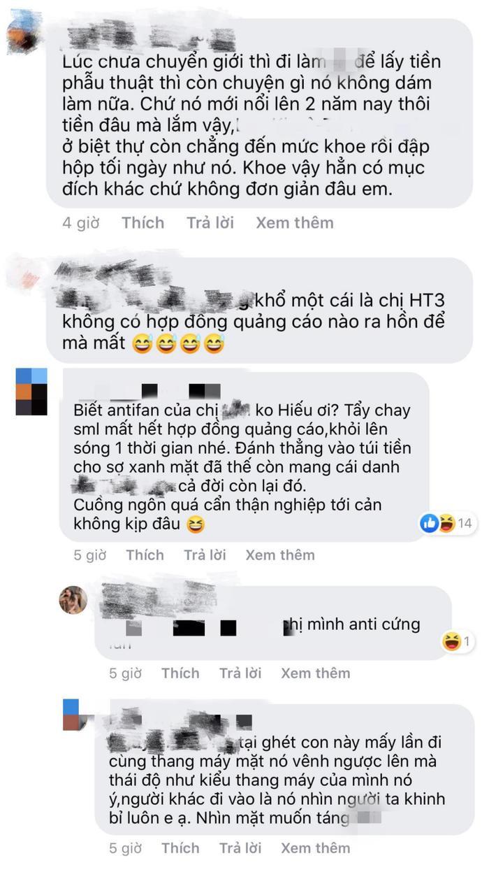 Lona bị xúc phạm - Hương Giang bị tẩy chay: Lời xin lỗi của anti-fan có chữa được tổn thương danh dự? Ảnh 6