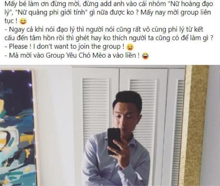 Động thái đáng chú ý của nam MC từng 'xéo xắt' Hương Giang giữa ồn ào nàng hậu bị anti-fan tấn công Ảnh 3
