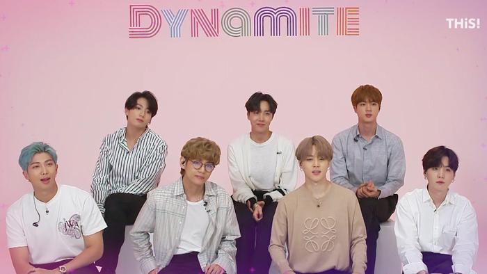 Trước thềm BTS ra album mới, Dynamite vẫn kịp đút túi thêm kỉ lục mới trên Melon Ảnh 1