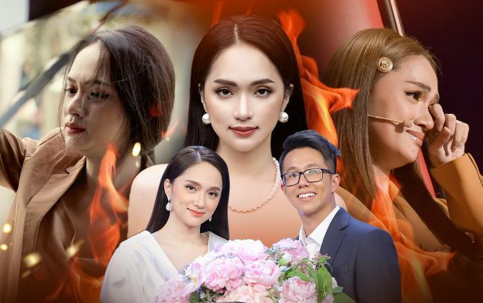 3 lần Hoa hậu Hương Giang gặp 'ngập chìm' trong scandal với 3 cá tính đáp trả dư luận khác nhau Ảnh 11