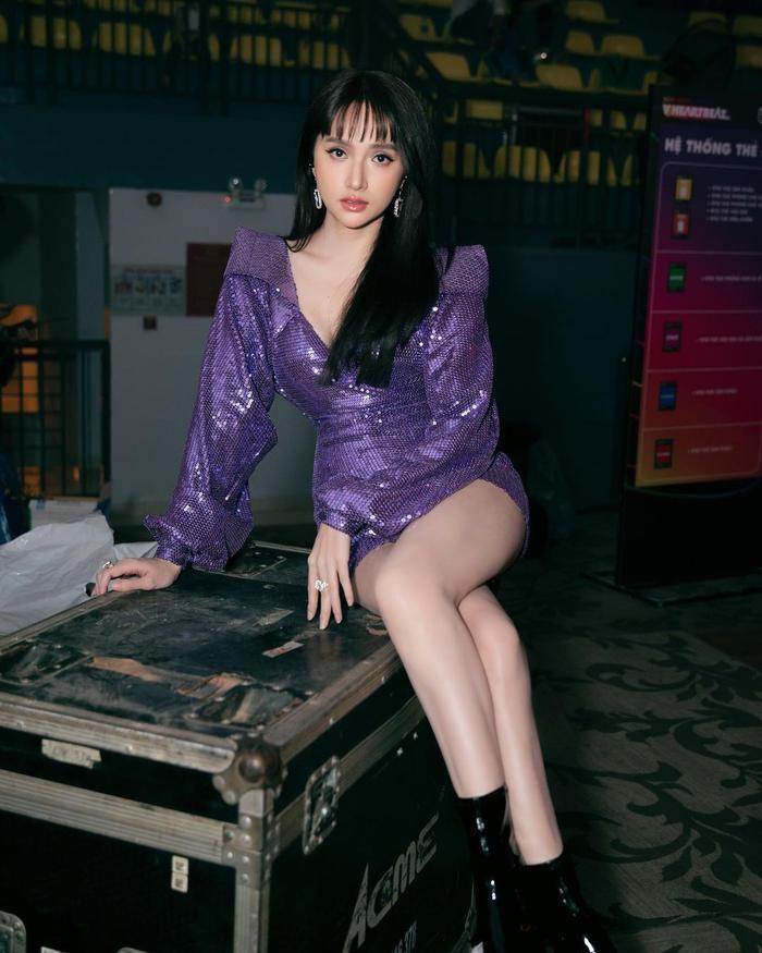 Hương Giang gửi lời xin lỗi sau ồn ào scandal, ẩn mọi bài viết cũ Ảnh 2