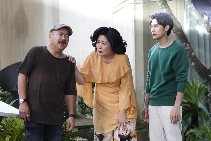 Khả Như chia sẻ về NSND Hồng Vân: 'Lần nào làm phim, mẹ cũng tuột huyết áp như cái cầu trượt' Ảnh 6