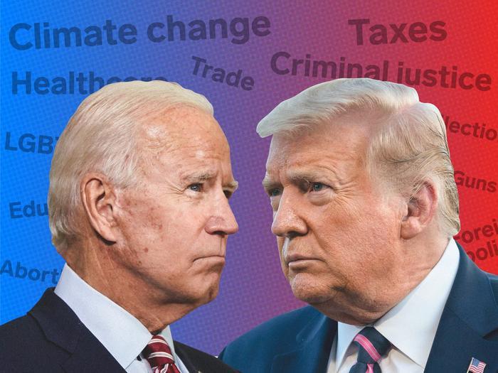 Tổng thống Trump bỏ xa đối thủ Biden trên 'mặt trận' mạng xã hội Ảnh 1