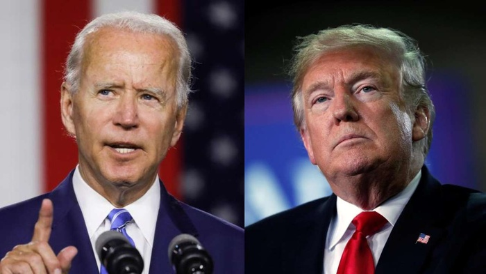 Tổng thống Trump bỏ xa đối thủ Biden trên 'mặt trận' mạng xã hội Ảnh 2