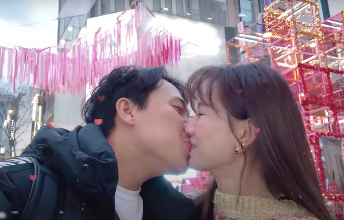 Những lần Trấn Thành làm dân mạng đảo điên vì loạt ảnh tình tứ với Hari Won Ảnh 4