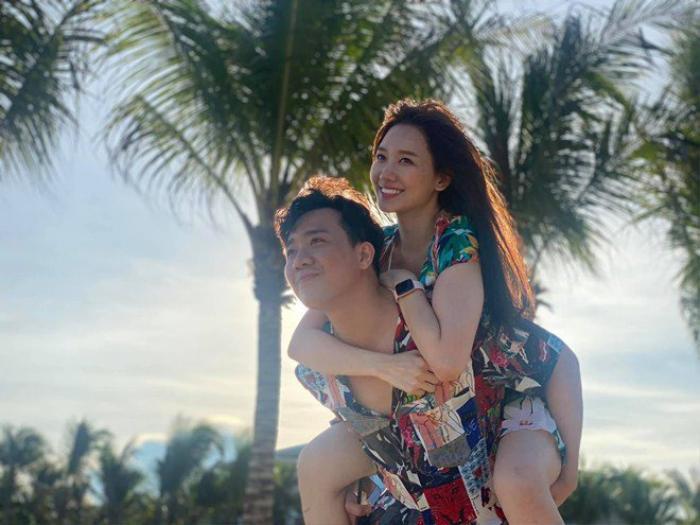 Những lần Trấn Thành làm dân mạng đảo điên vì loạt ảnh tình tứ với Hari Won Ảnh 9