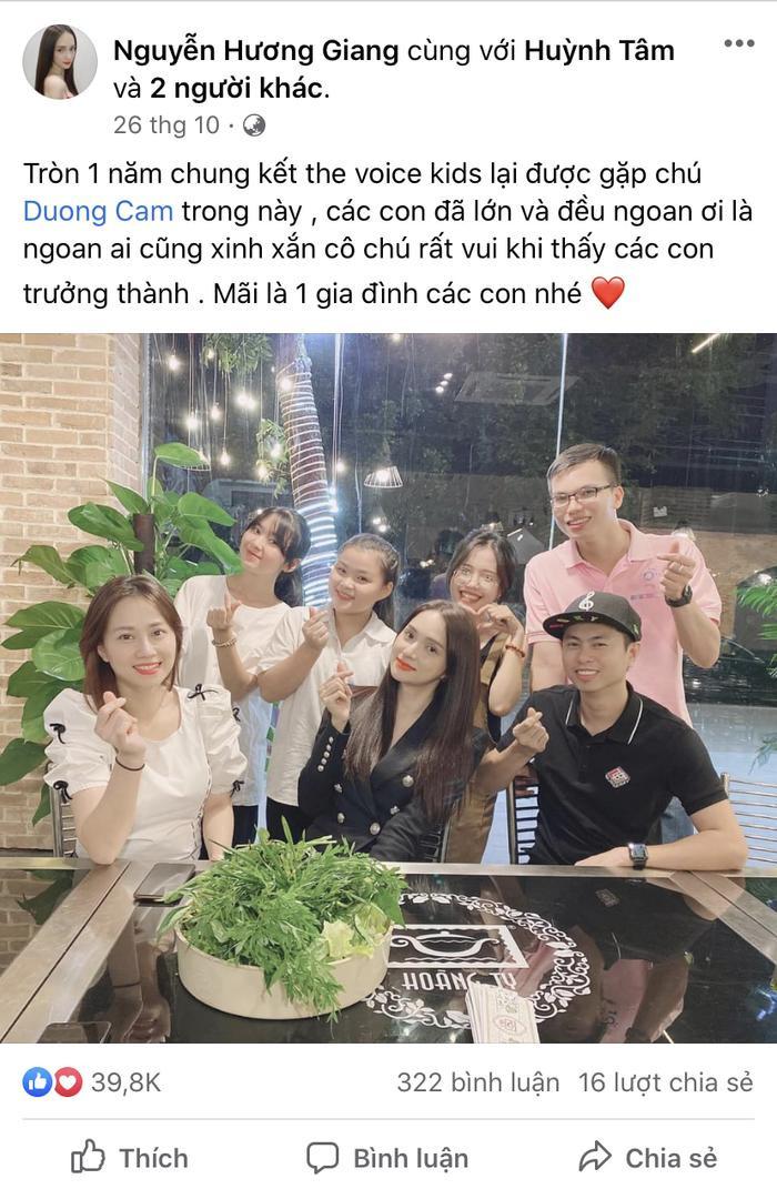Sau lời xin lỗi, Hương Giang ẩn bài viết dùng pháp luật để giải quyết nhóm antifan Ảnh 5