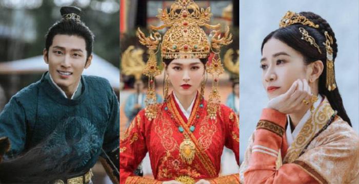 Loạt phim Hoa Ngữ ra mắt tháng 11: Lý Dịch Phong, Hoàng Cảnh Du, Đường Yên cùng trở lại Ảnh 6