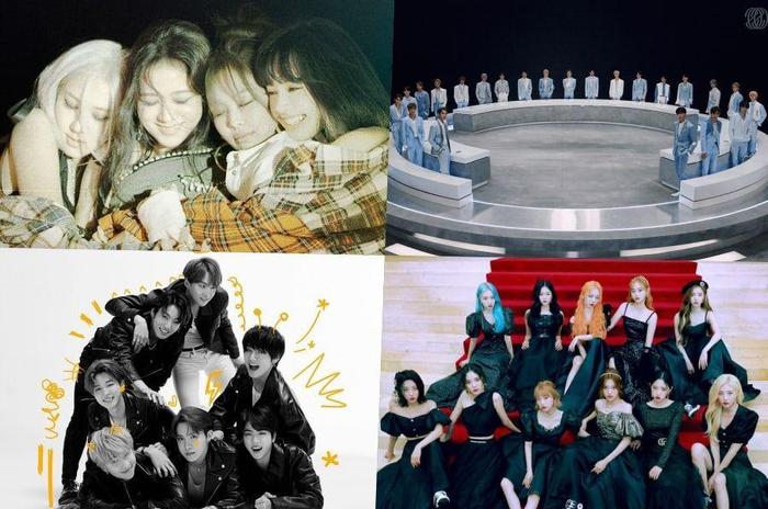Kpop 'choảng' nhau trên BXH World Album: BTS hẹp cửa giành lại No.1 vì BlackPink và NCT, Twice nhập cuộc