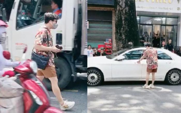 Hương Giang lại bị dân mạng 'đào' lại clip lộ biểu cảm lật mặt như bánh tráng khi chụp ảnh với fan Ảnh 5