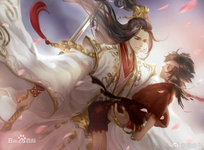 Thành Nghị và Hầu Minh Hạo tạo nên mối tình đam mỹ trong 'Thiên quan tứ phúc'? Ảnh 1