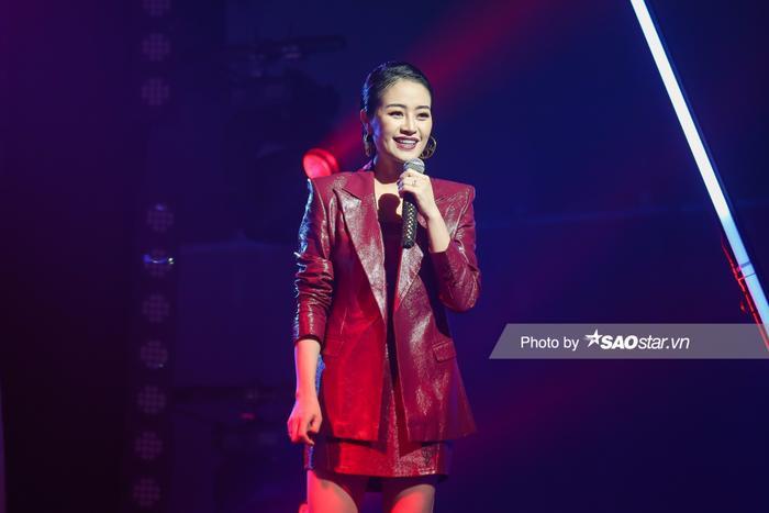 MC Phí Linh: 'Tôi thấy thí sinh King Of Rap hiền và dễ thương, 4 mentor vừa giải trí vừa chuyên môn'