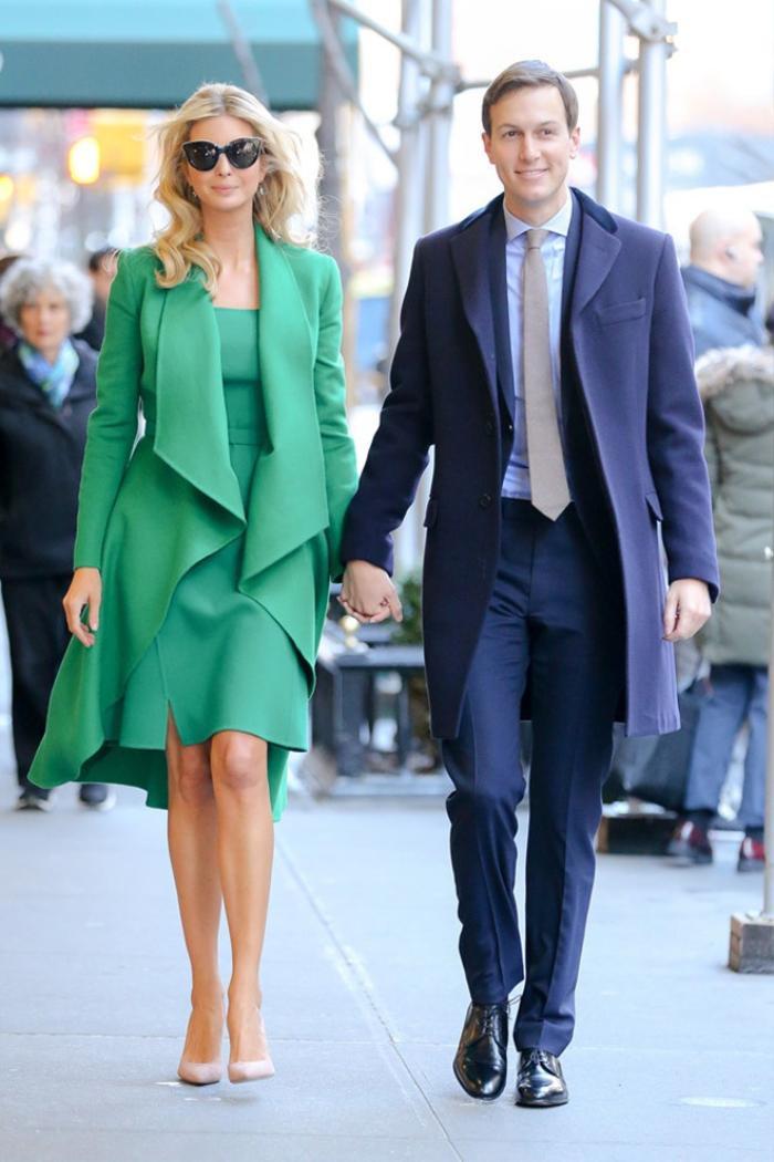 Thời trang của ái nữ Donald Trump 'lấn át' con gái Tổng thống Joe Biden Ảnh 5