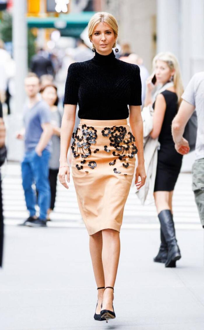 Thời trang của ái nữ Donald Trump 'lấn át' con gái Tổng thống Joe Biden Ảnh 4